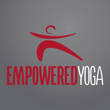 Freelance Graphic Design - Rebrand for Empowered Yoga, formally known as The Power Centre
